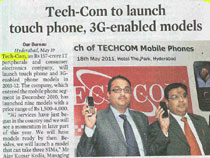AP Launch - Mobile Phones