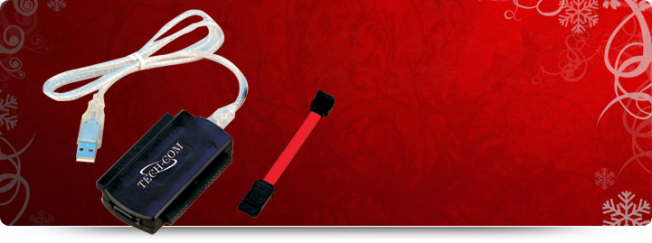 Can-West Ghana USB TO IDE /SATA Cable